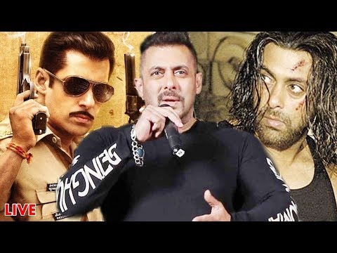 Salman Khan's TERE NAAM 2 Coming Soon, Salman Khan Reveals Dabangg 3 Story