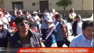 MAGISTERIO DA CUARTO INTERMEDIO AL GOBIERNO