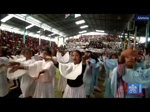 Pope Francis in Madagascar: AKAMASOA