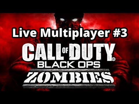 Call Of Duty Black Ops Zombies Android Live Multiplayer #3