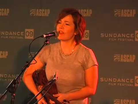 Sara Watkins @ The Sundance ASCAP Music Cafe