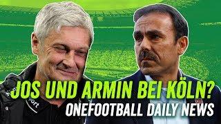 Luhukay zu Köln ? Und das deutsche WM-Quartier! - Daily News