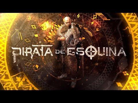 Tribo Da Periferia - Pirata De Esquina (Prod. @duckjayreal) (Official Music Video)