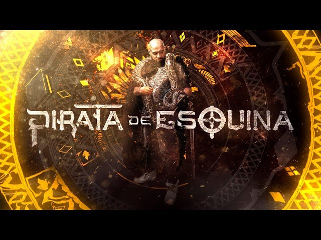Tribo Da Periferia Pirata De Esquina Official Music Video