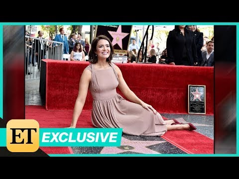 Mandy Moore Hollywood Walk of Fame Ceremony: Full Interview (Exclusive)