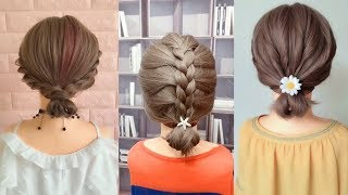 Top 20 Amazing Hairstyles for Short Hair 2018 Best Hairstyles for Girls | 短发编发