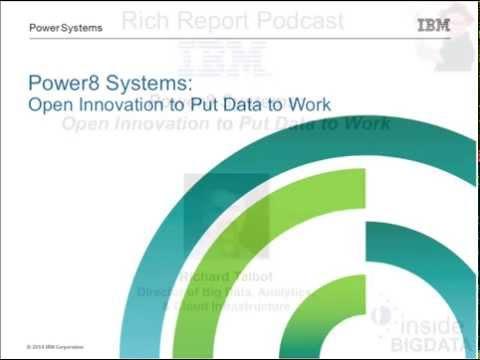 Power Systems: Open Innovation to Put Data to Work