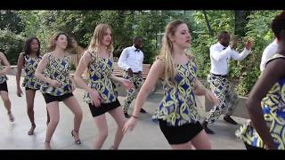 Chorégraphie Semba Fun #1 By Kin Dancers