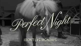 I Don't Like Mondays. - Perfect Night