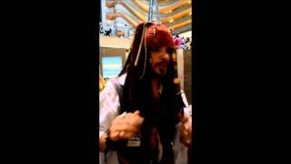 Dragon Con 2013 - Jack Sparrow