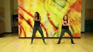 """Shake"" by Flavour Zumba ™ Fitness Choreography with DJ"