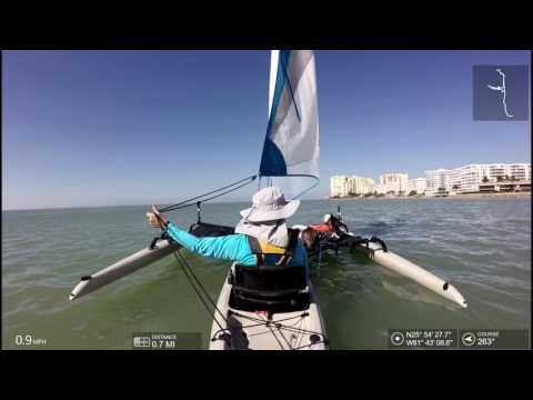 Marco Island TI Sail Mast Cam and Dogs