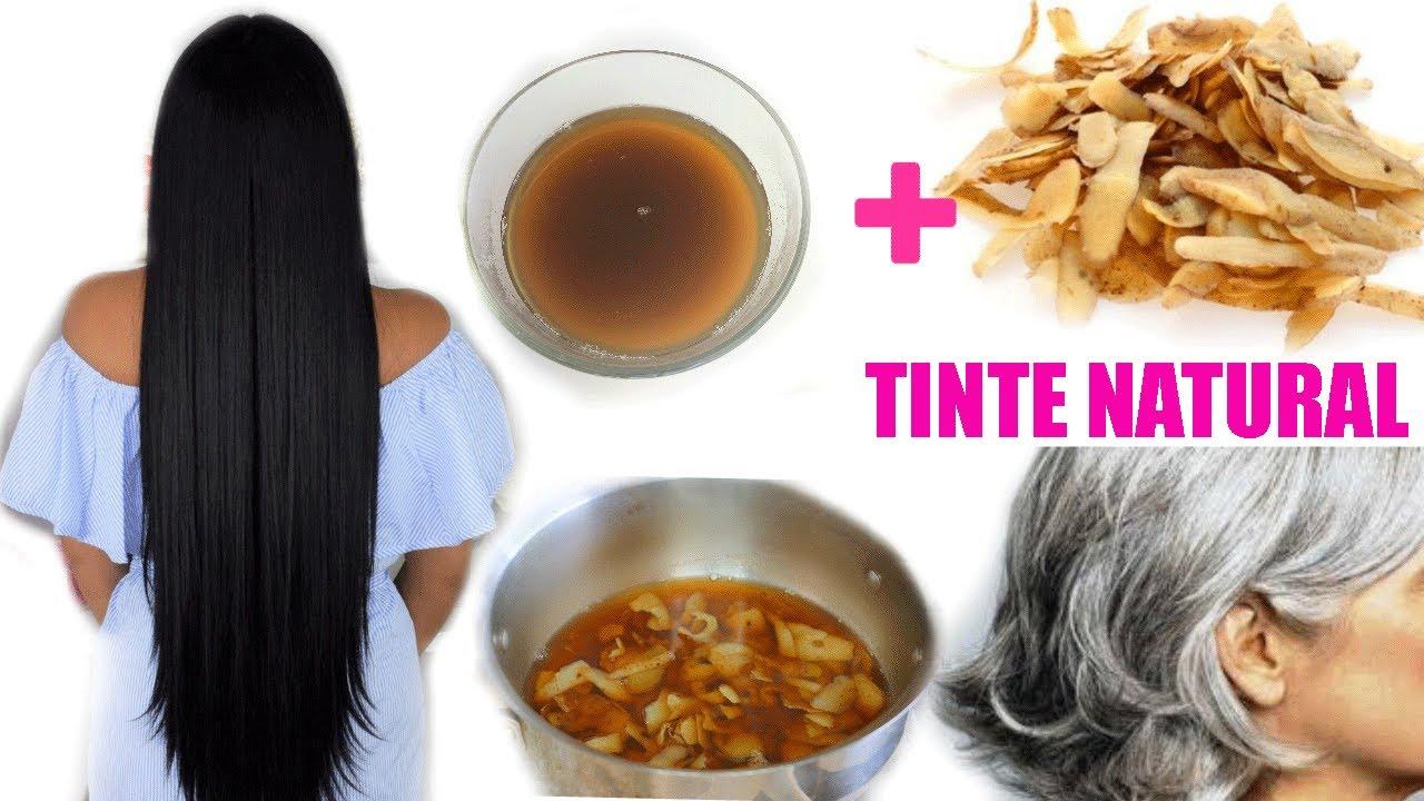 Tinte natural y casero para pintar el cabello y cubrir - Como tapar el gotele sin quitarlo ...