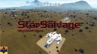 [01] STAR SALVAGE CO OP!! !- Empyrion: Star Salvage Co-Op w/FRagALot