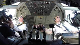 MUST SEE!! All-female Pilot Crew firing over the Runway with their Heavy MD-11F Jet!  [AirClips]