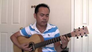 bai thanh ca buon guitar (cover)