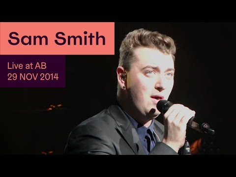 Sam Smith Live at AB - Ancienne Belgique