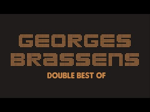 Georges Brassens – Double Best Of (Full Album / Album complet)