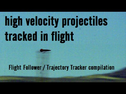 Flight Follower / Trajectory Tracker compilation