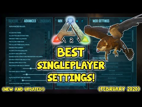 the-best-ark-singleplayer-settings-and-mods-–-march-2020-guide-|-works-on-all-maps-(pc,-xbox,-ps4)