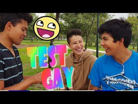 TEST COMO SABER SI SOY GAY? 🏳️🌈🏳️🌈🏳️🌈👬❤