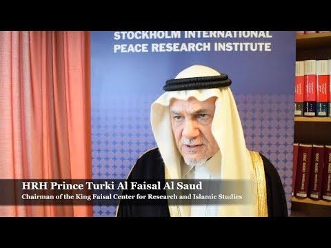 Spotlight: HRH Prince Turki Al Faisal Al Saud