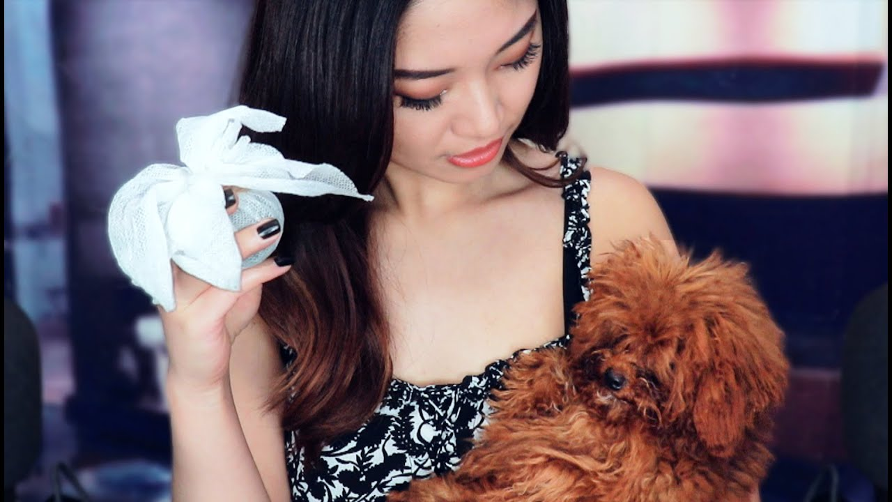 [ASMR] Trying To Give My Puppy Tingles ~ New Sounds