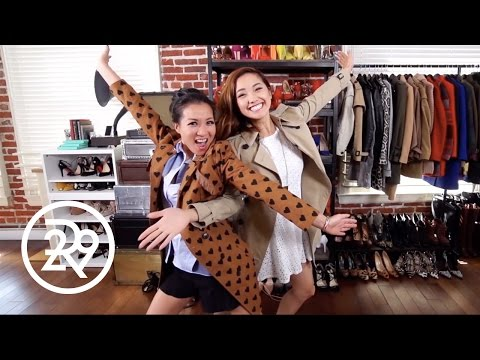 Wendy's Lookbook Closet Tour | Hang Time With Jenn Im | Refinery29