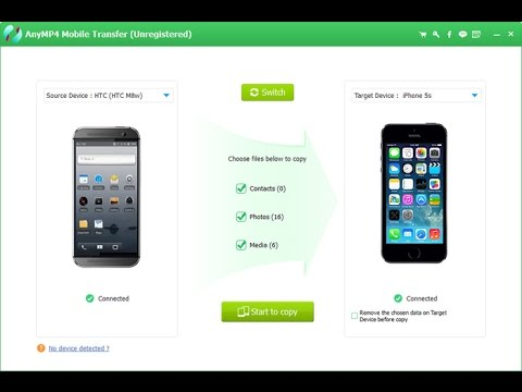 How To Install AnyMp4 Mobile Transfer With Crack