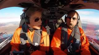 Crossing the Pond in a Diamond Aircraft DA62 - Episode 5
