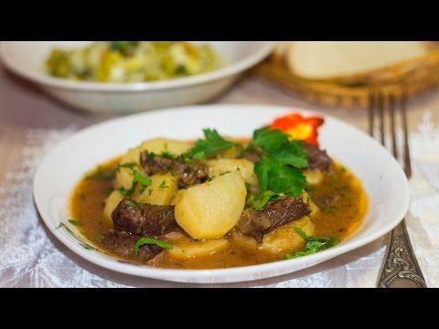 Как приготовить вкусный соус из свинины с картошкой