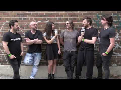 Interview with Embrace
