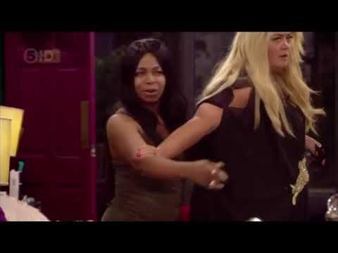 Tiffany Vs. Megan - Celebrity Big Brother (Series 17)
