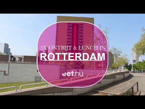 Eet.nu tips | 5x ontbijt & lunch in Rotterdam