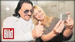 Lollo ist Selfie-Star aus Leipzig - Cooler Klo-Mann