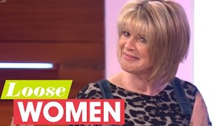Whole Studio Lose It Over Flap Innuendo | Loose Women