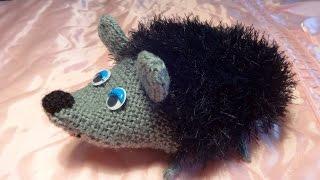 Детская игрушка своими руками - Ежик вязание спицами(Детская игрушка своими руками - Ежик вязание спицами http://bringingsuccess.ru/vyazanie.php В этом видео уроке мы свяжем..., 2016-03-17T14:27:38.000Z)
