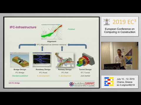 2019 European Conference on Computing in Construction - EC3