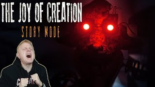 Download Video UNEXPECTED VISITORS | THE JOY OF CREATION STORY MODE | THE LIVING ROOM  ( COMPLETED ) | DELAY OR DIE MP3 3GP MP4