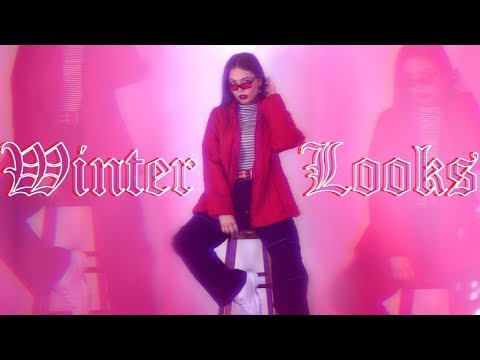 Winter Outfit Inspiration Styling Jackets!