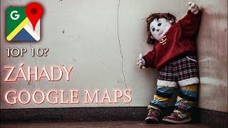DĚSIVÉ NÁLEZY NA GOOGLE MAPS...