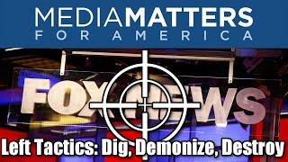 Left Tactics: Dig, Demonize, Destroy - The Refinery 3/10/15 (SNIP)