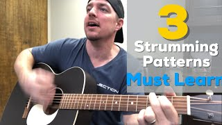 Cover images 3 Strumming Patterns Beginners Must Learn This Year