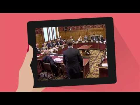 Role, work and impact | Select committees | House of Lords