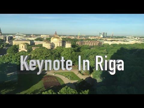 Keynote In Riga