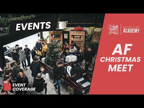 The Auto Finesse Christmas Car Meet
