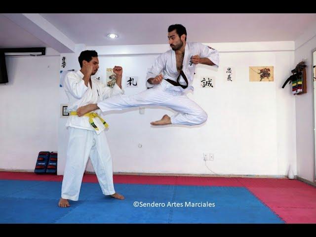 Romper límites y miedos con Karate Kyokushin: Jesús Mateos Saavedra