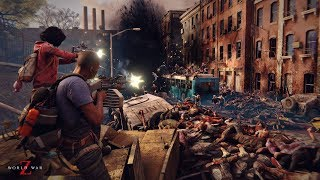World War Z - Review Gameplay The Game PC 2019 - View Game (WWZ)