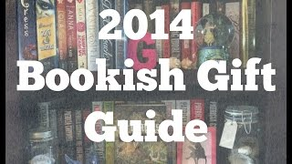 2014 Bookish Gift Guide