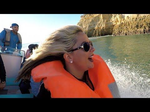 Benagil Boat Tour - Las Grutas-  Holiday in the Algarve